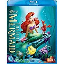 The Little Mermaid [Blu-ray] [1989] [Region Free]